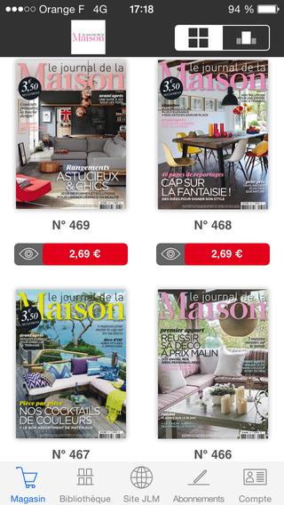 Le Journal de la Maison Magazine
