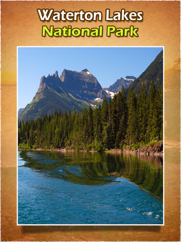 Waterton Lakes National Park Storefollow Com