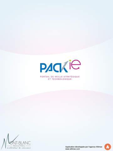 Pack IE - Pôle Mont-Blanc Industries version iPad