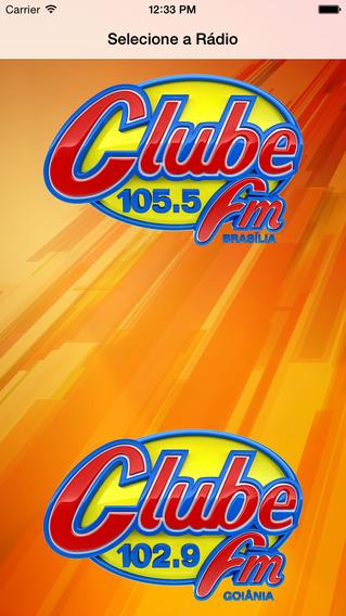 Clube FM Brasília e Goiânia