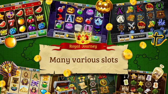 Royal Slots Journey