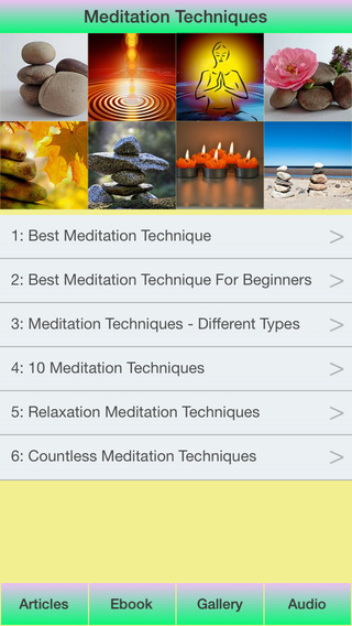 Meditation Techniques - Have a Correct Ways For Meditation and Relax with Meditation Audio