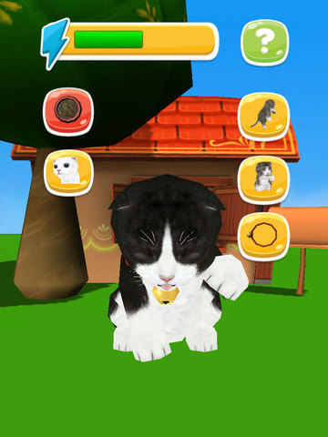 Lucy The Virtual Kitty Cat