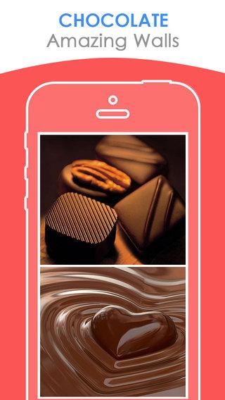 ChocoWallz - Awesome Chocolates Wallpaper