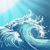 Sunny ~ Sleep Relax Meditate on the Beach with Calm Wave and Ocean Sounds [iOS]