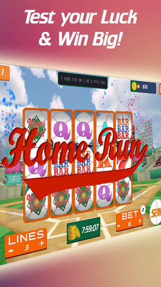 Home Run Slots