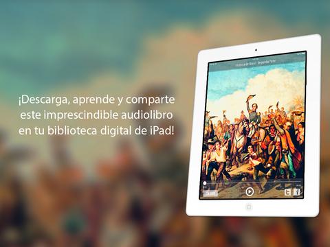 Historia del Brasil II (desde el Imperio al siglo XXI) iPad Screenshot 2