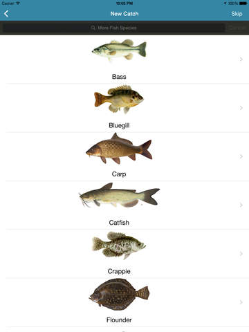 Fishaholics | Fishing Forecasts and Spots App screenshot