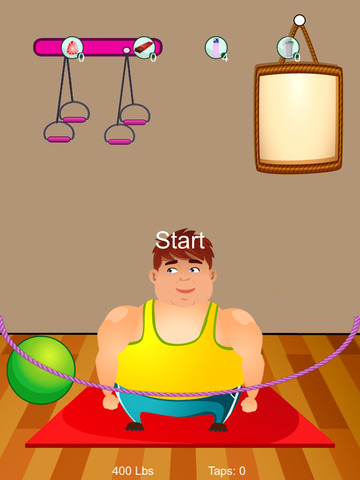 玩免費遊戲APP 下載Jump The Rope - Cut Down His Weight By Exercise! app不用錢 硬是要APP