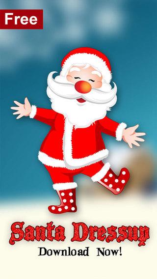 Santa Dress up - Make your Own Santa Claus
