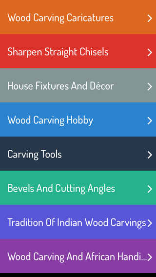 Wood Carving Guide Ideas
