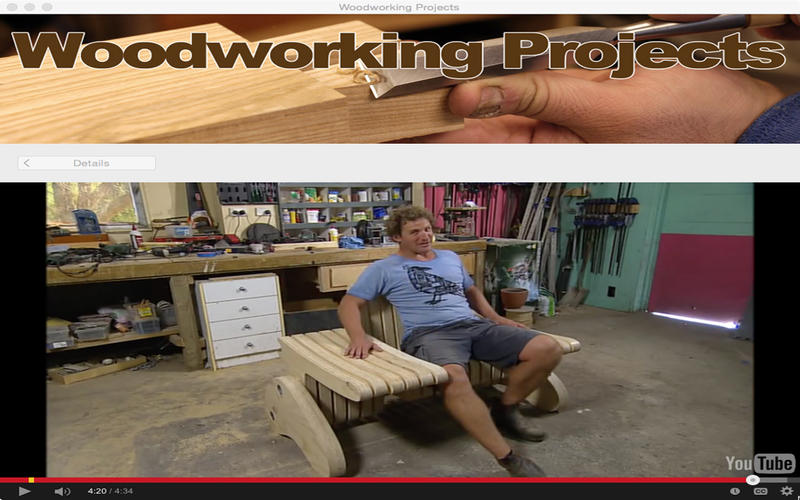Woodworking Projects Screenshot - 5