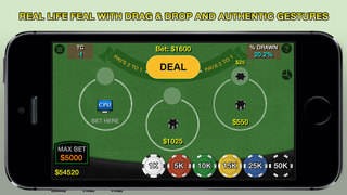 Screenshot 2 Blackjack 21 Pro HD — Multi-Hand (Vegas Casino Fun)