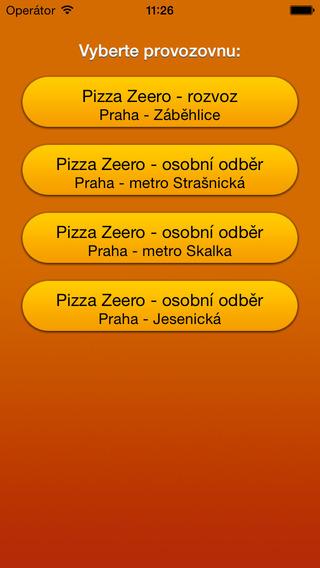 Pizza Zeero Praha
