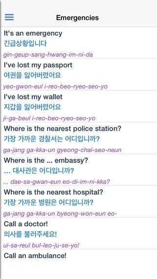 basic korean words with english translation pdf