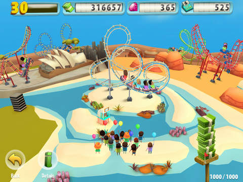 Скачать игру Coaster Crazy