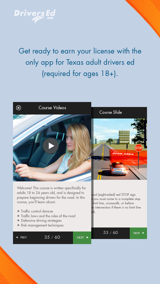 Texas Adult Drivers Ed: Earn Your License