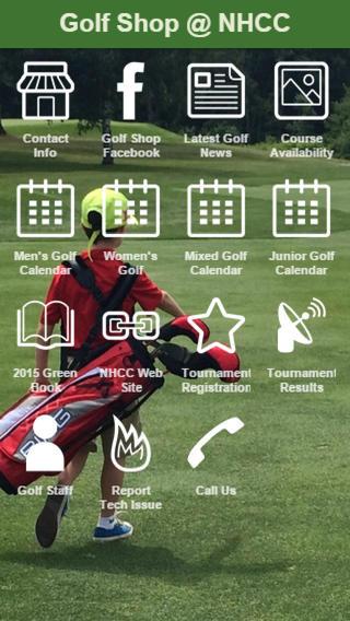 Golf Shop NHCC