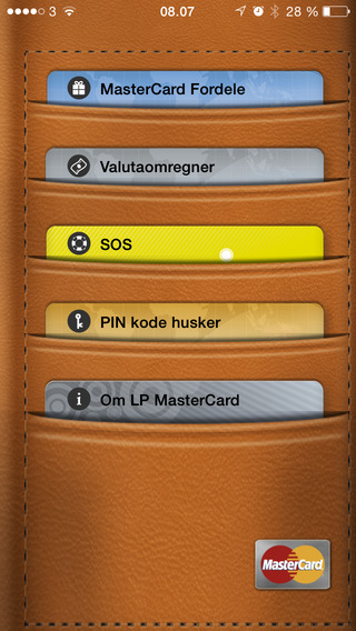 MasterCard Benefits