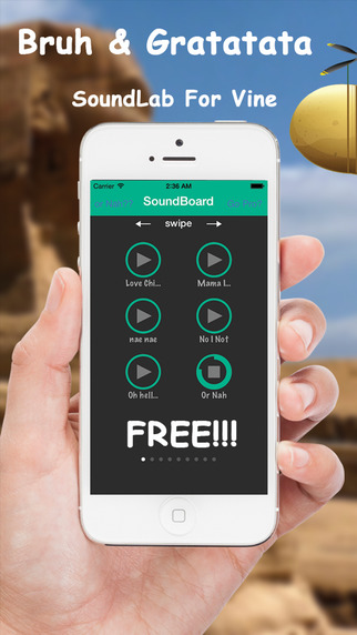 VineSoundBox for Vine Free - The Soundboard For vines sounds