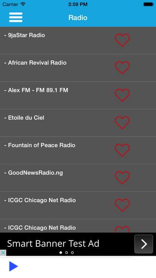 African Gospel Music Radio News