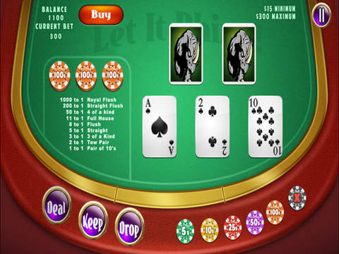 poker 2 pair vs 3 of a kind consignment stores
