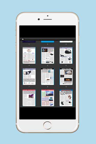 Мир электроники ОКНТ screen