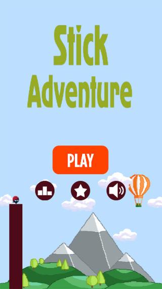 Stick Adventure - Hero Jelly Stick