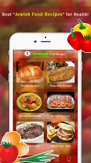 Jewish Food Recipes - Best Foods For Health