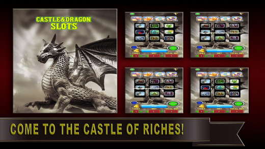 Aaaaah Castle and Dragons Casino Pharoah-s Way Slots