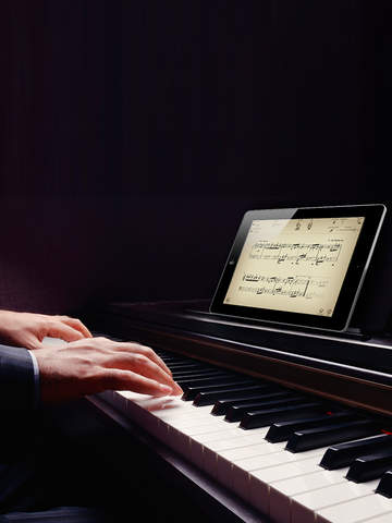 Play Beethoven – « Für Elise » interactive piano sheet music