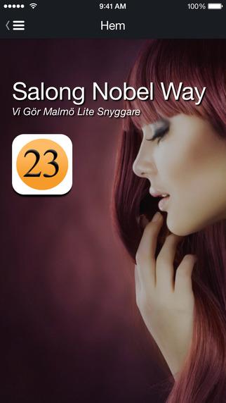 Salong Nobel Way