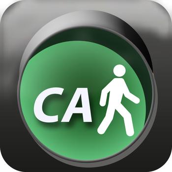 California Driver Permit Test – DMV Written Exam Prep LOGO-APP點子