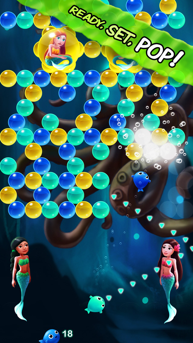Bubble Fins screenshot 2