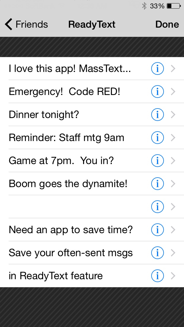 how to send out mass text messages on iphone