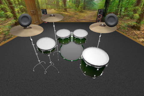 Drum Set 3D PRO screenshot 2