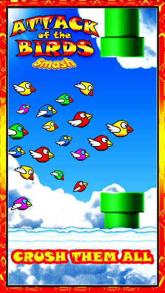 Attack of the Birds: Smash - Free Fun and Best New Games for Boys Girls Kids Teens Adults