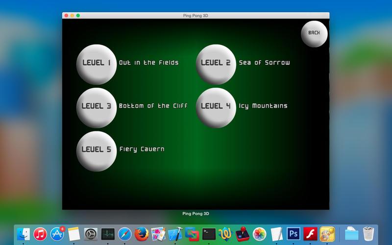 Ping Pong 3D Screenshot - 2