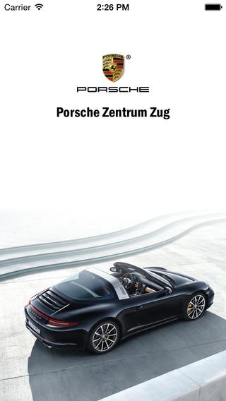 Porsche Zentrum Zug für iPhone