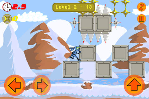 Ninja Ball Dash screenshot 4