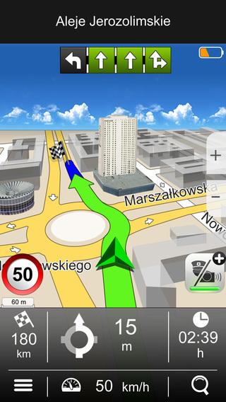 MapaMap Polska