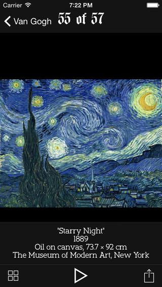Van Gogh lifework
