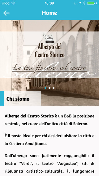 Albergo del Centro Storico