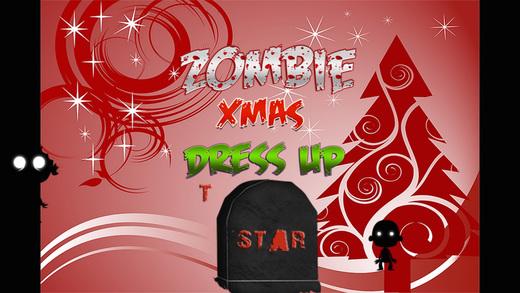 Zombie XMAS Dressup