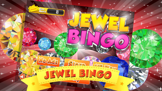 Wild Bingo Star Jewels Deluxe - The Legend of Casino Mania HD