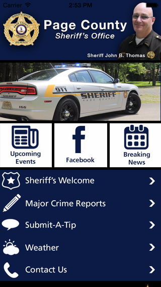 Page County Sheriff's Office