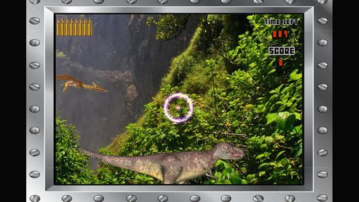 Dinosaur Hunter Crossing Pro