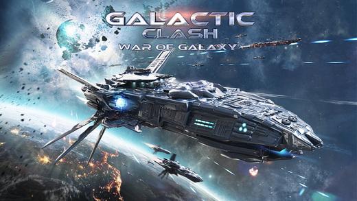 Galactic Clash: War of Galaxy