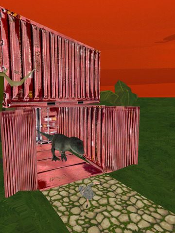 Jurassic Planet - Free Running Game for Kids who like T-Rex, Dinosaurs, Animals & Predatorsscreeshot 4