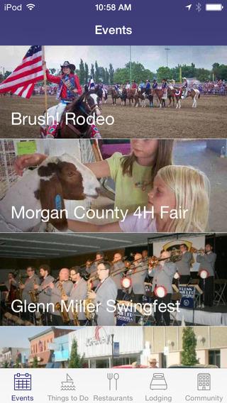 Tour Morgan County CO